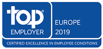 Certification Top Employer 2019