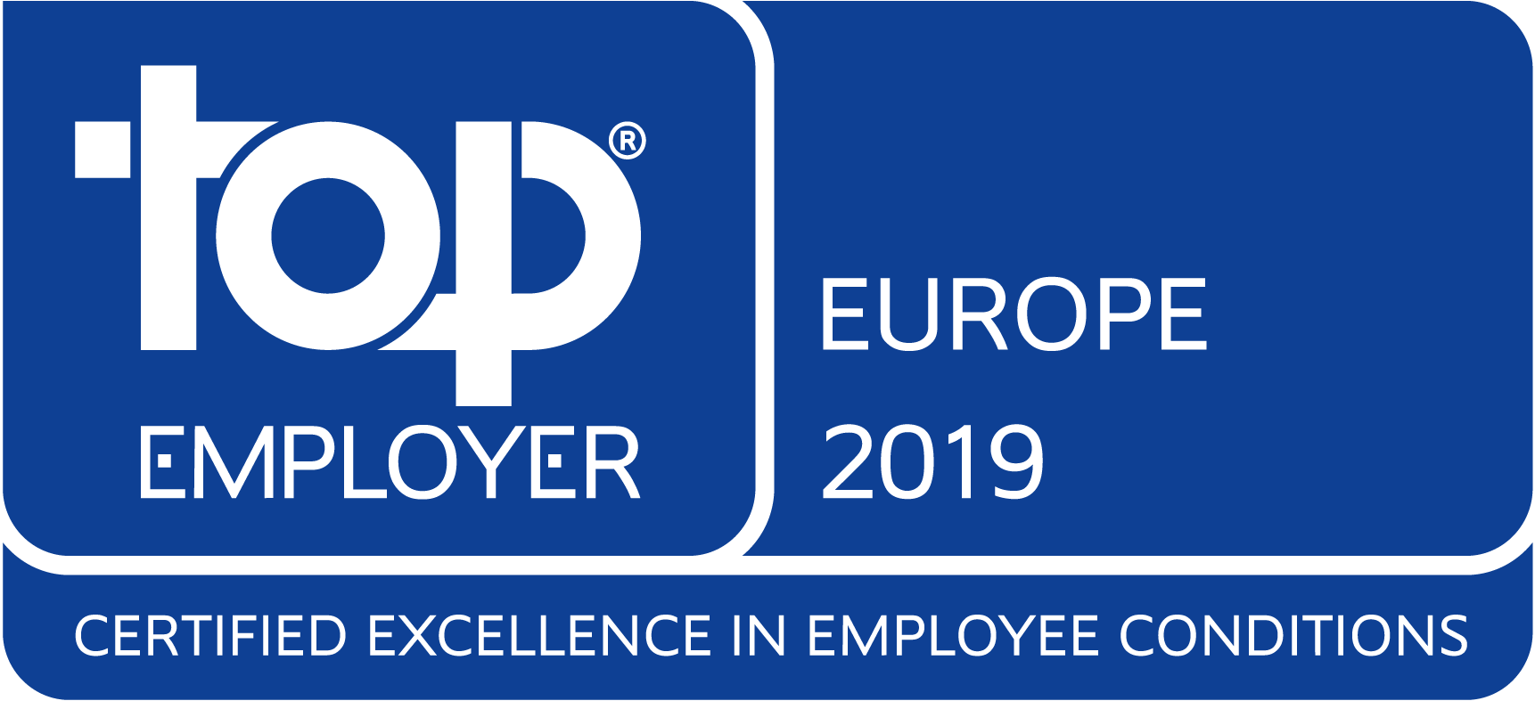 logo top employer 2019
