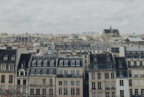 Paris vue large