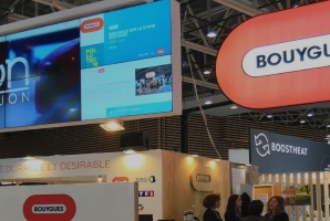 Stand Bouygues SA Pollutec