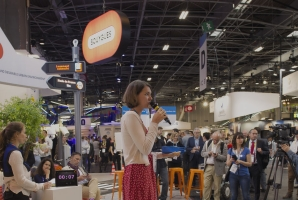 Collaborateurs à Vivatech