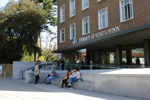 Université de West London Ealing Campus